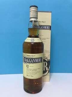 Cragganmore 12年威士忌 Scotch Whisky