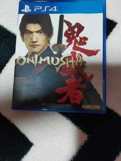 🚚 Onimusha warlord