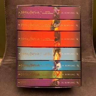 🚚 Harry Potter The Complete Collection
