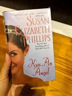 🚚 Kiss an Angel by Susan Elizabeth Philips
