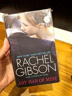 🚚 Any Man of Mine by Rachel Gibson
