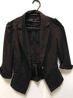 女西裝風格外套