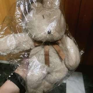 🚚 可愛 兔子 玩偶娃娃 全新品