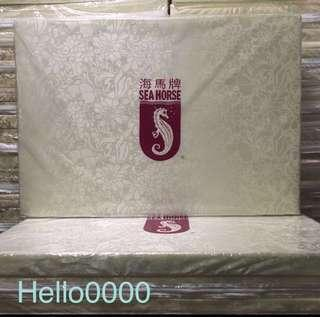 Free Delivery! BN Seahorse Mattress,sea horse guest bed
