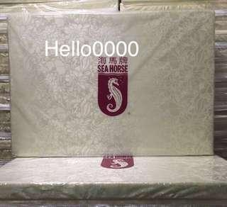 Free Delivery! Authentic BN Seahorse Foldable Mattress,sea horse guest bed, kids, 3 fold, folding
