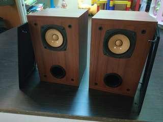 4寸Fostex Fe-103en單體全音域喇叭一對,4歐姆,適合小管機,聲音細緻