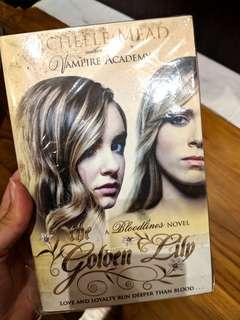 🚚 The Golden Lily by Michelle Mead