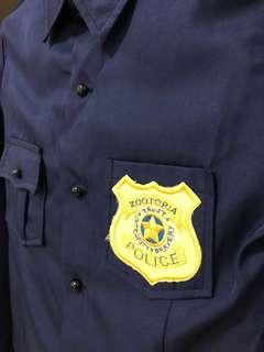🚚 Zootopia Police Uniform - Cosplay