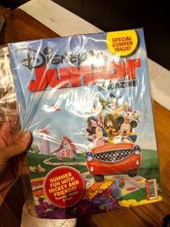 🚚 Disney Junior Magazine