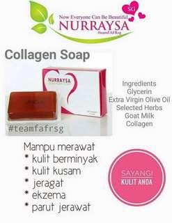 COLLAGEN SOAP MIRRSYDA