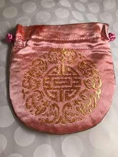 Chinese style two small bags