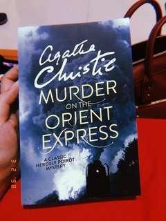 Bundle: Murder On The Orient Express, The Dry, Mr Mercedes (bundle 3 novel horror/ thriller) Agatha Christie, Jane Harper. Stephen King