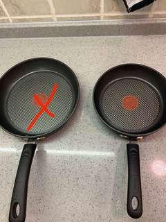 Moving Sale:T-fal 煎pan,frying pan