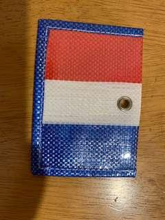 卡片套 Cardholder 紅白藍