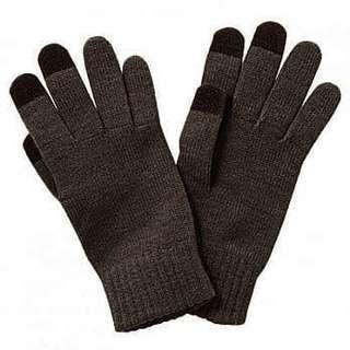 全新 Muji 無印良品 羊毛 觸控 手套 保暖 滑手機 可