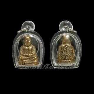 Lp Ngern, Roop Lor, Wat Bangklan, 2540, Thai amulet