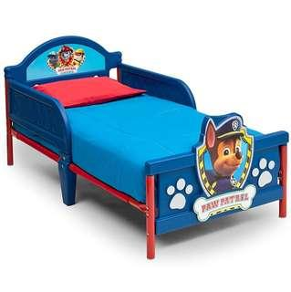🚚 Paw Patrol 3D Cartoon Bed PRE-ORDER Kids Bed Toddler Bed