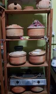 Claypot Rare Vintage
