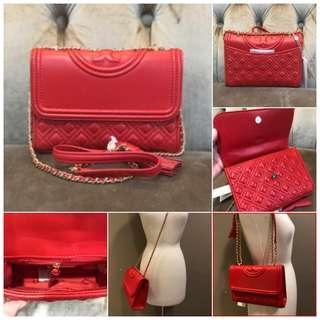💯AUTHENTIC TORY BURCH FLEMING SMALL
