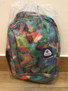 Colourful Deuter Backpack
