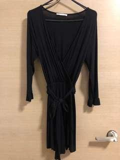 PULL AND BEAR black jumpsuit