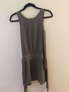 Theory silk dress size 4