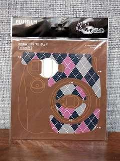 Fujifilm Instax Cheki 7s Decal Sticker