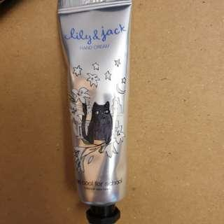 Hand Cream too cool for school