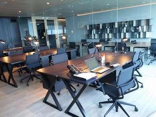 ♥️CHARMINGLY FITTED WITH SEA VIEW!♥️ SERVICED OFFICE IN KEPPEL BAY TOWER. ACT FAST, CALL NOW!