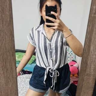 Colorbox Tied Top