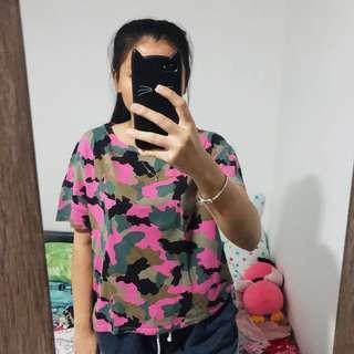 Zara Army Top