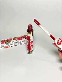 Dolce & Gabbana Dolcissimo Matte Liquid Lip in Dahlia