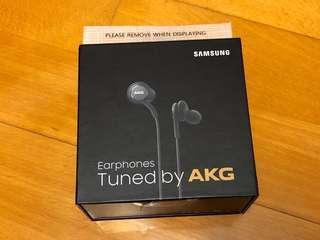 AKG x Samsung Headphones