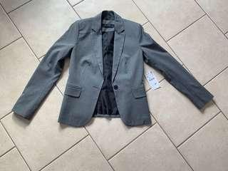 Brand new Zara grey suit jacket blazer