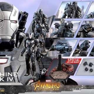 War Machine Mark4 特別版訂單