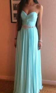 Prom dress size 00