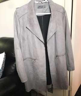 Suze Shier Lightweight Suede Jacket