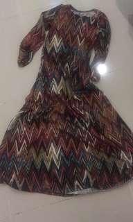 JUBAH DRESS CANTEK!!