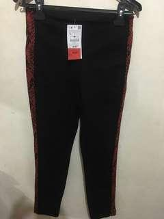 Legging zara women original and new