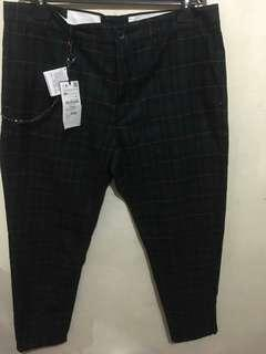Celana panjang zara man original and new