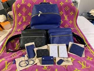 Louis Vuitton Mens Summer Collection