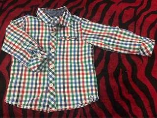 Mothercare shirt 6-9months