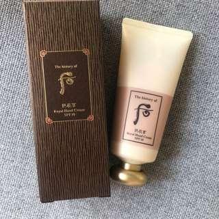 (包郵)WHOO后 Hand Cream spf 10