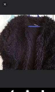 Teddy bear cardigan