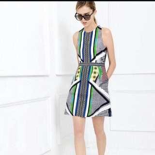 🚚 Saturday Club Infinity Dress in XS