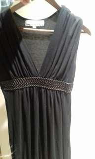 Costa blanca Black Dress Size L