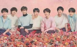 [ SHARING ] BTS official love yourself japan mini photocard photo card