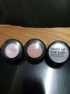 mac    make up for ever   眼影