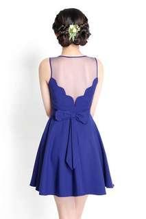 Lilypirates LP Ever Thine Dress Indigo Blue M