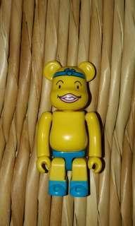 Medicom Bearbrick 100% Be@rbrick Series 14 Cute Oden-Kun Lily Franky Art Toy figure payme 包平郵或順豐到付